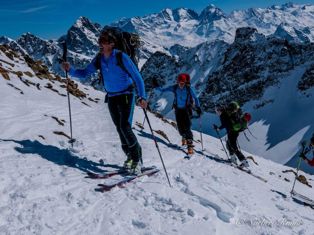 04 Aufstieg zum Piz Calderas