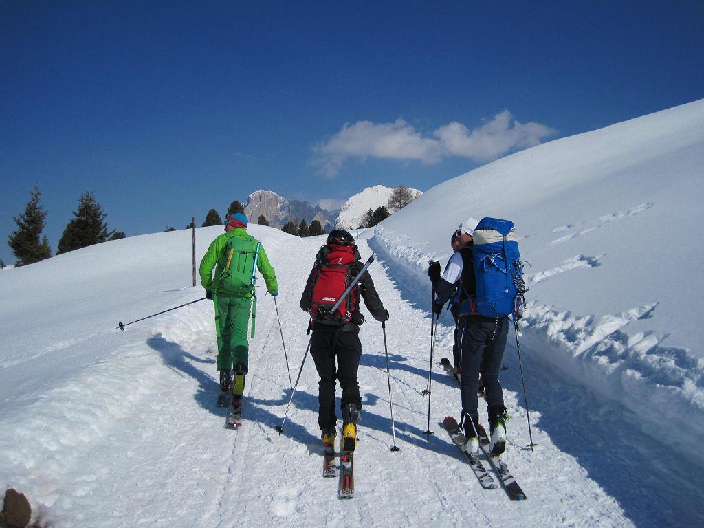 295 Aufstieg zur Mahlknechthütte