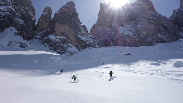 361 Pulverschnee im Val Focobon