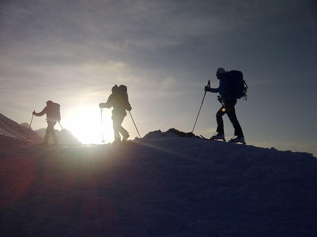 369 Morgendlicher Anstieg zur Forca Rossa