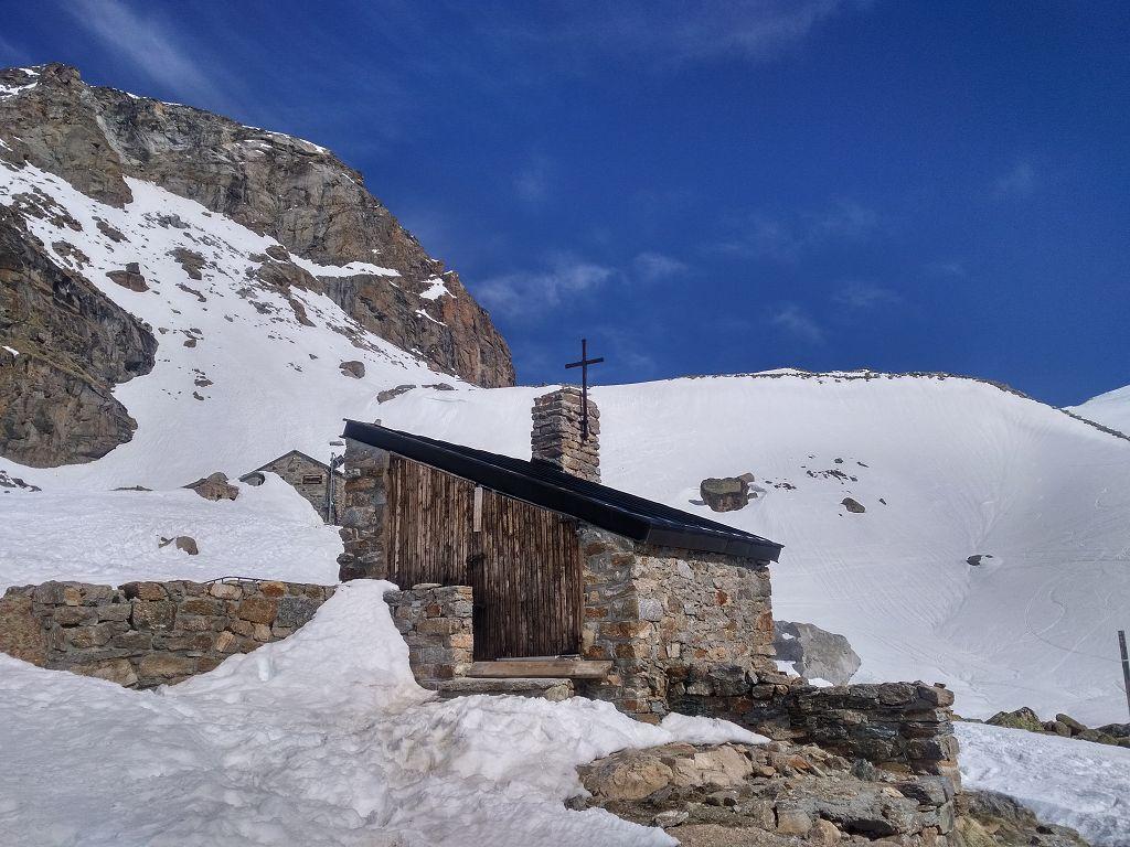 17 Kapelle beim Rifugio Emanuele