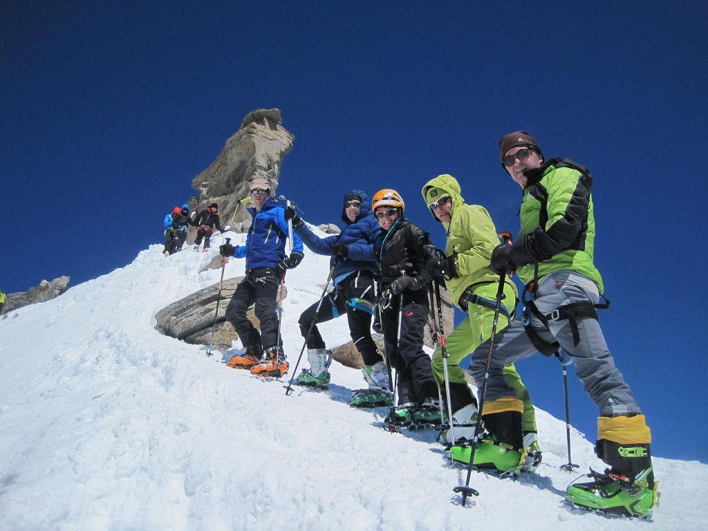 24 Auf zum Gipfelsturm