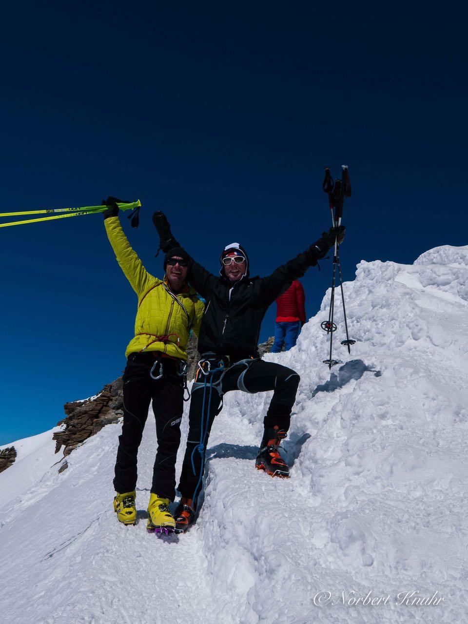 27 Gipfelsieger