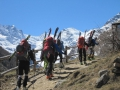 02 Aufstieg zum Rifugio Vittorio Sella