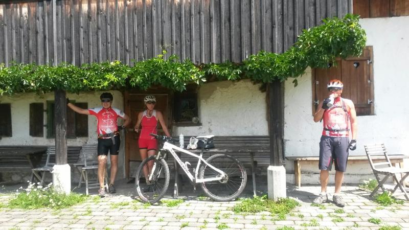 04 Abfahrt nach Reith