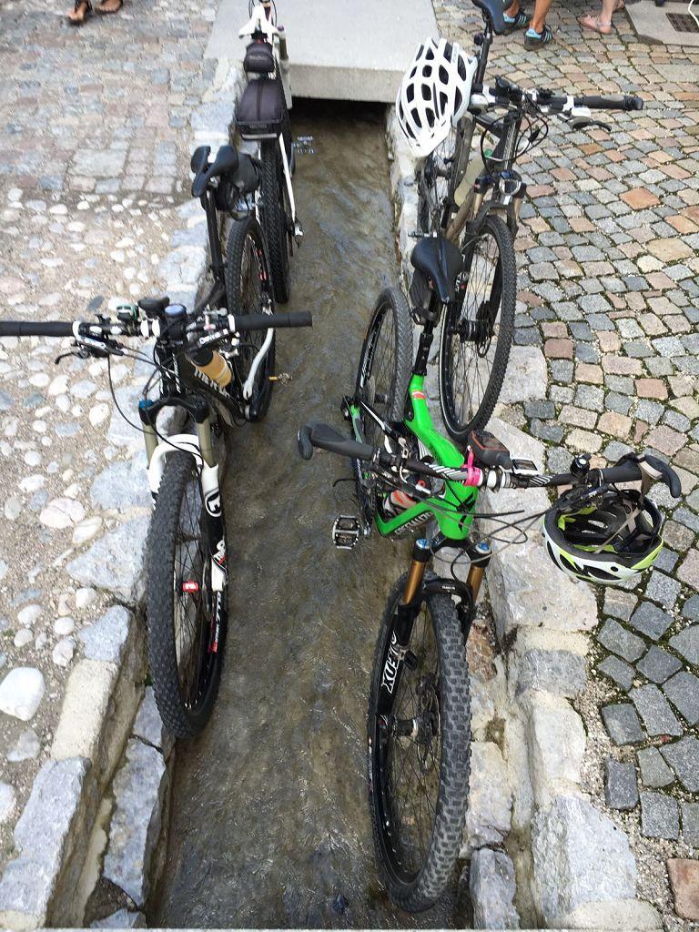 02a Radlständer in Mittenwald