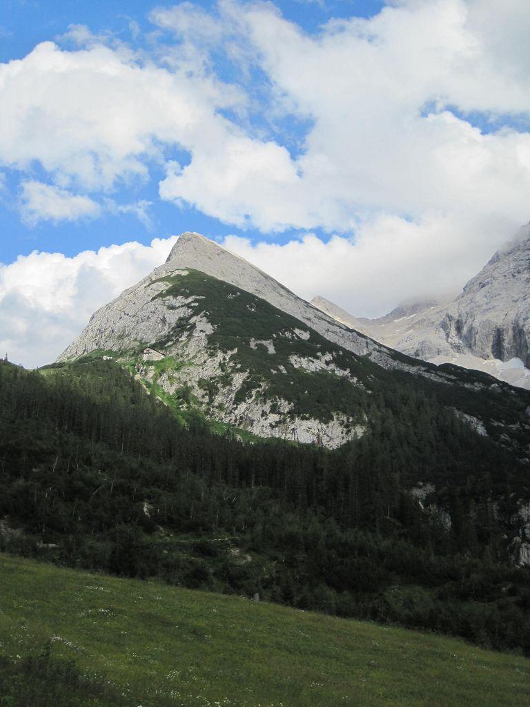 06 Blick zum Karwendelhaus