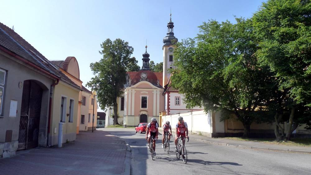 Boehmische Grenztour 001 Borovany