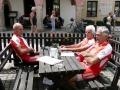 Boehmische Grenztour 009 Mittags in Slavonice