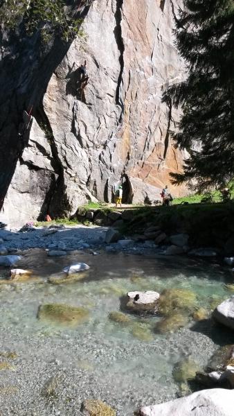 Kletterer in den Ewigen Jagdgründen
