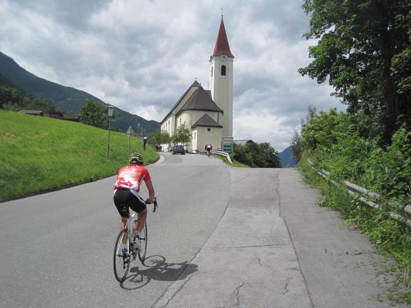 06 Auffahrt nach Imsterberg