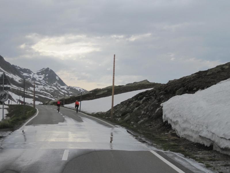 20 Rasante Abfahrt nach Davos