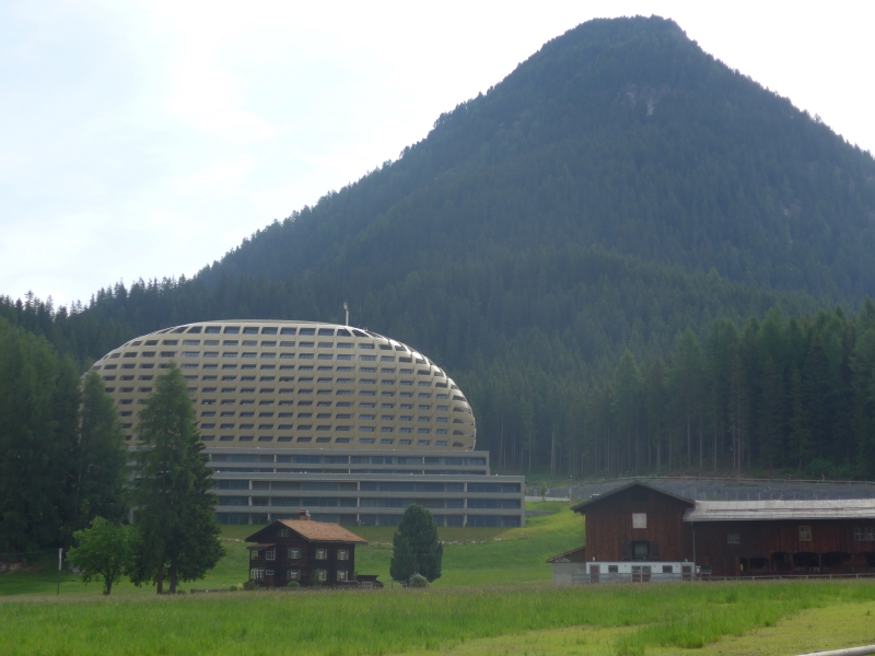 26 Interconti Davos