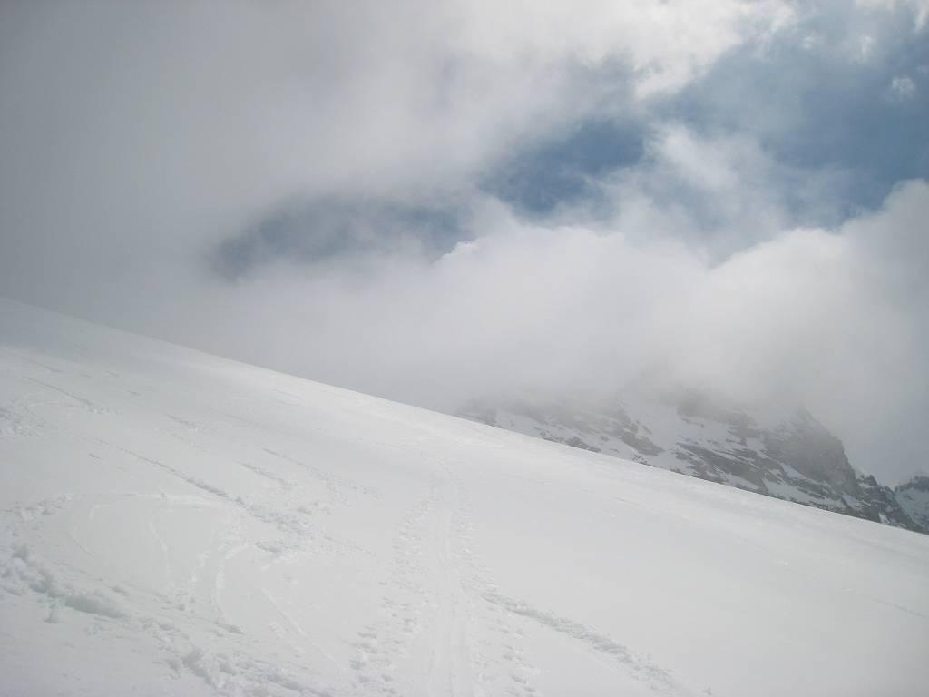 04_02 Aufstieg Granatspitzscharte