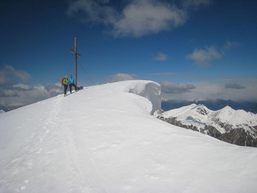 4_55_Auf dem Seekofel 2810 m