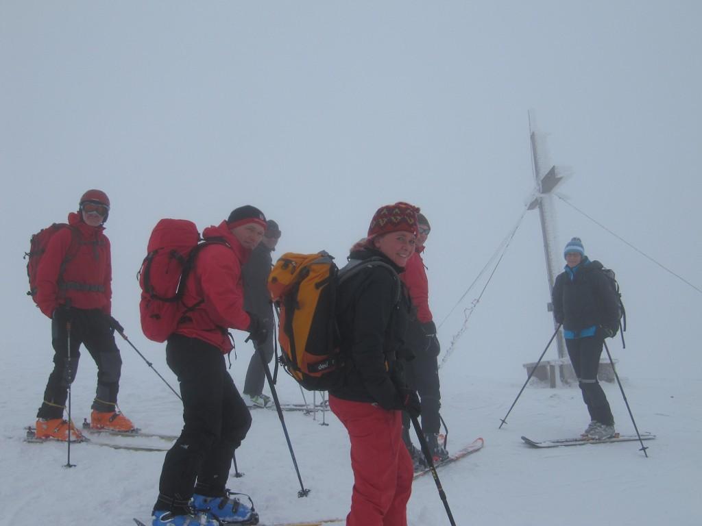 Skitour Hoher Zinken 004