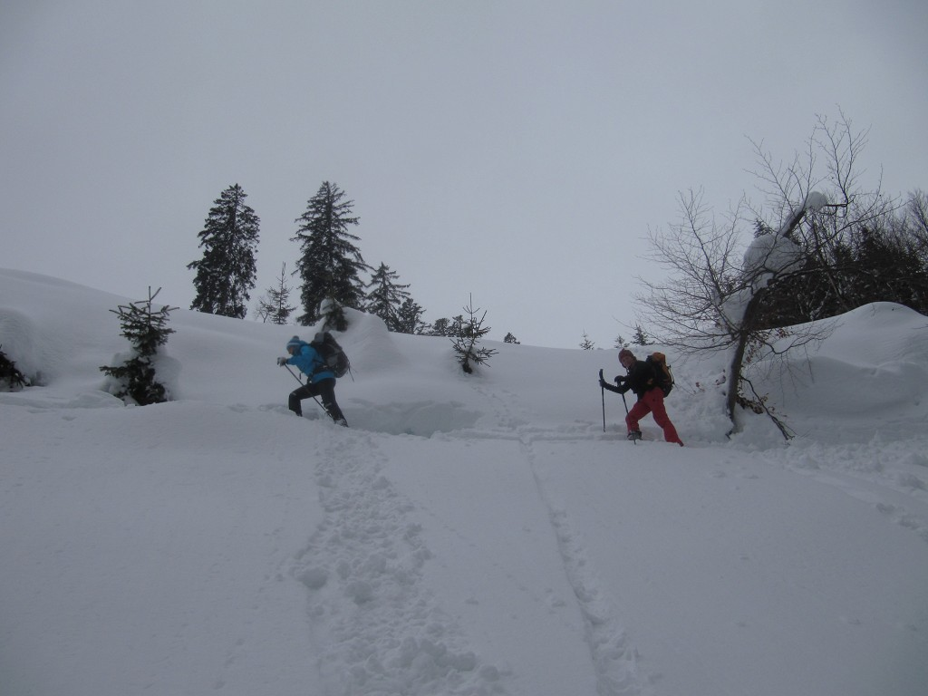 Skitour Hoher Zinken 010