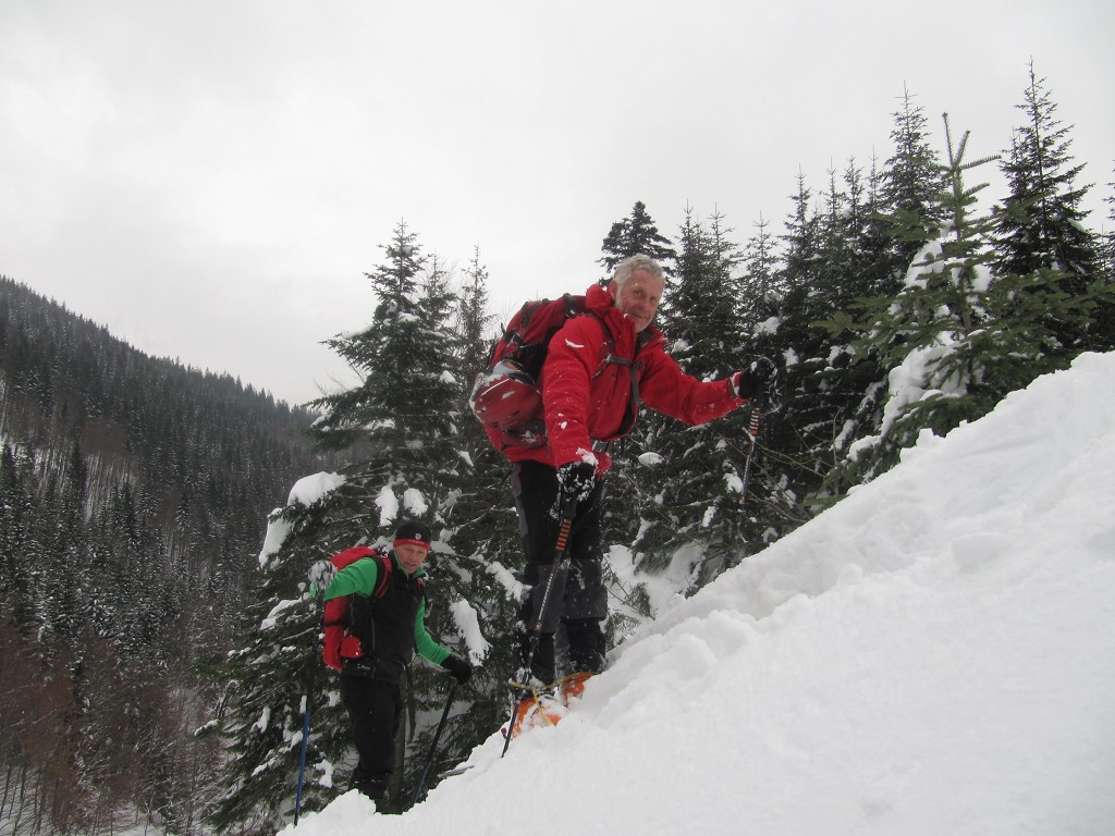 Skitour Hoher Zinken 012