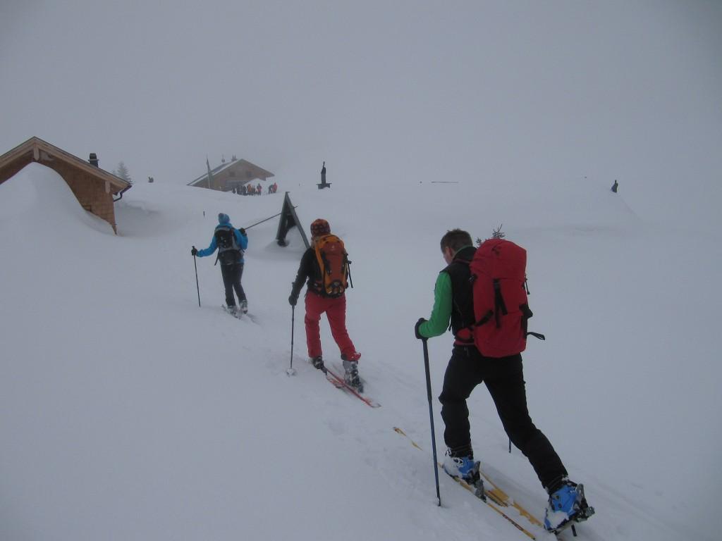 Skitour Hoher Zinken 014