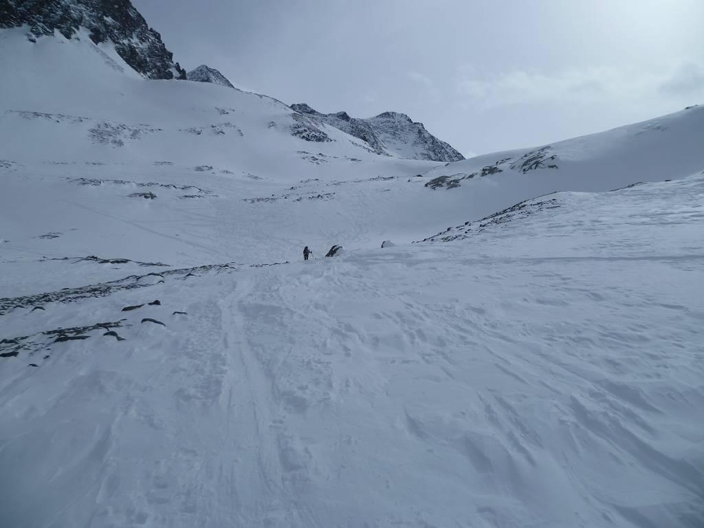 k-Aufstieg zum Alpeiner Ferner
