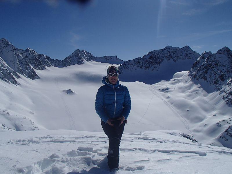 34 Gletscherumrahmung