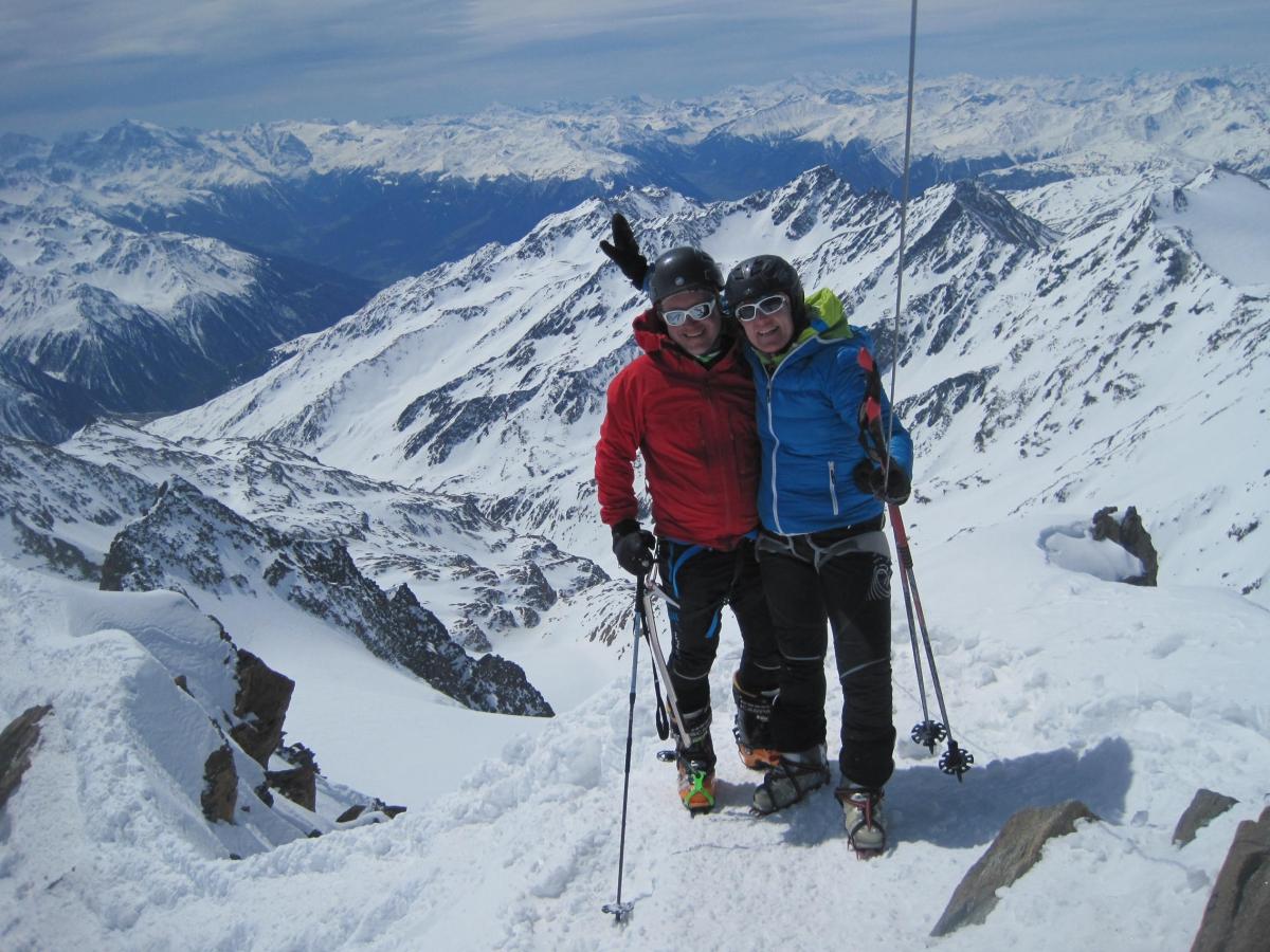 32 Weißkugel 3.738 m