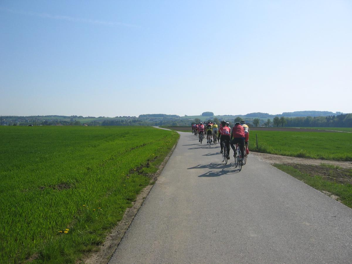 04_Rennradler unterwegs