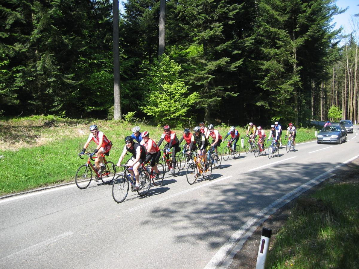 05_Rennradler unterwegs