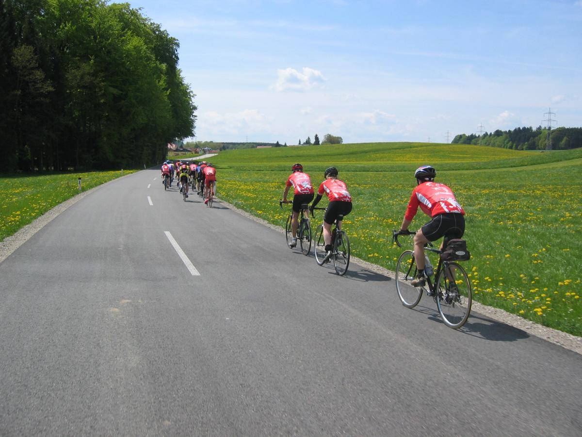 10_Rennradler auf dem Heimweg