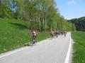 08_Rennradler auf dem Heimweg