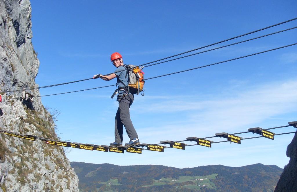 Klettersteig Reit Im Winkl : Ausbildung klettersteig sektion tittmoning des deutschen