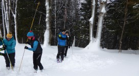 3_Sondieren_wie fühlt sich Skischuh und Rucksack mit der Sonde an